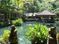 park in the Bali